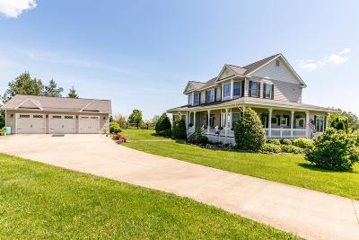 Georgetown Single Family Home For Sale: 1593 Leesburg Pike