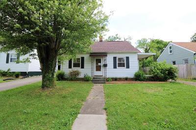 Lexington Single Family Home For Sale: 1020 Oak Hill Drive