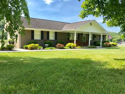 Barbourville Single Family Home For Sale: 1159 State Hwy 229