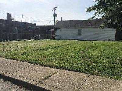 Lexington Residential Lots & Land For Sale: 519 Dunaway Street