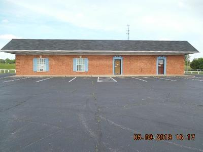 Commercial For Sale: 9110 Louisville Road
