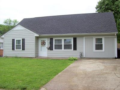 Frankfort Single Family Home For Sale: 118 Oaklawn Drive