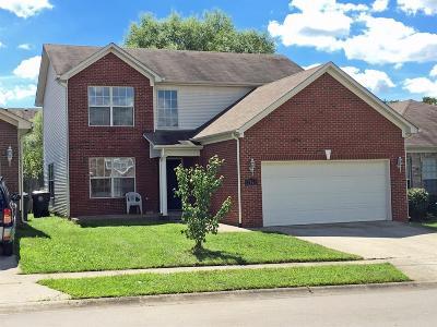 Lexington Single Family Home For Sale: 2768 Goldenrod Lane
