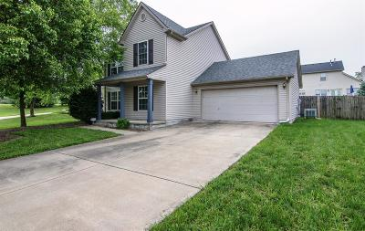 Nicholasville Single Family Home For Sale: 125 Kenton Court