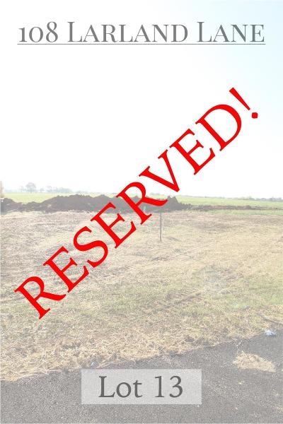 Versailles Residential Lots & Land For Sale: 108 Larland Lane #13