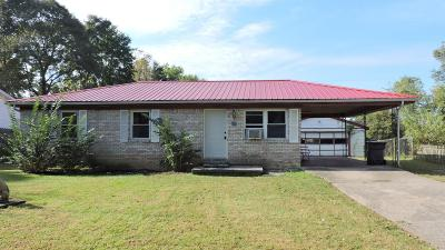 Clay City KY Single Family Home For Sale: $59,500