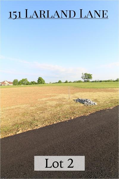 Versailles Residential Lots & Land For Sale: 151 Larland Lane #2