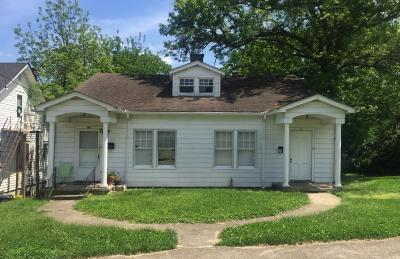 Richmond Multi Family Home For Sale: 303 S Third Street