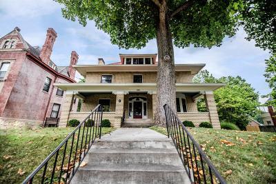 Lexington Single Family Home For Sale: 555 N Broadway Street