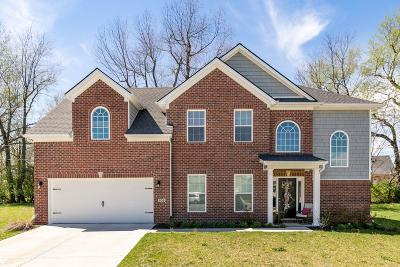 Georgetown Single Family Home For Sale: 105 Waterside Drive