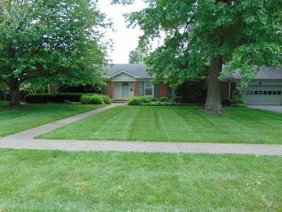 Lexington Single Family Home For Sale: 762 Chinoe Road