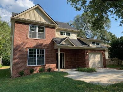 Single Family Home For Sale: 2212 Clays Mill Road