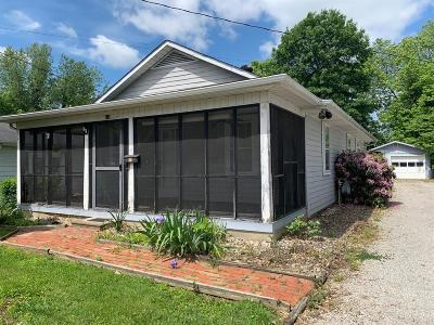 Somerset KY Single Family Home For Sale: $79,500