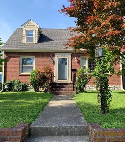 Single Family Home For Sale: 167 Jesselin Drive