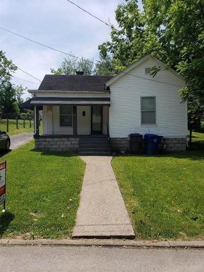 Winchester Single Family Home For Sale: 114 Magnolia Street