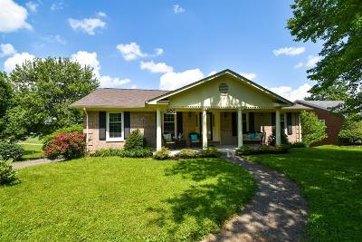 Harrodsburg KY Single Family Home For Sale: $189,900