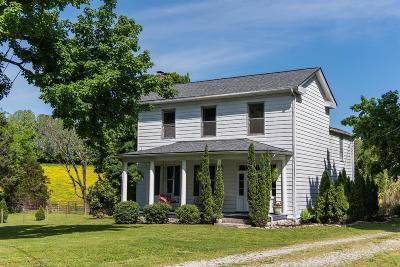 Danville Single Family Home For Sale: 5279 Lexington Road