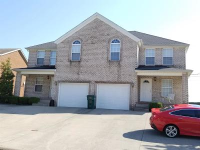 Richmond Multi Family Home For Sale: 542 Hampton Way