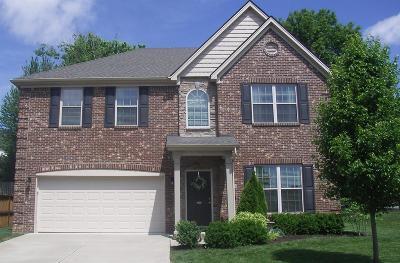 Lexington Single Family Home For Sale: 1088 Crestfield Lane