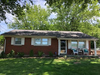 Winchester KY Single Family Home For Sale: $114,900