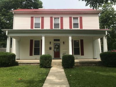 Nicholasville Single Family Home For Sale: 303 N Third