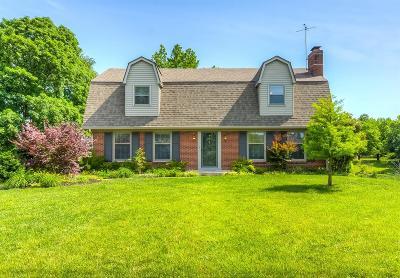 Lexington Single Family Home For Sale: 2019 Edgewater Court