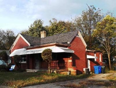 Single Family Home For Sale: 659 Ohio Street