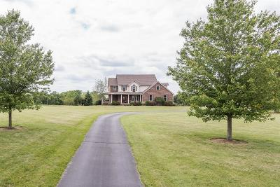Winchester Single Family Home For Sale: 4819 Combs Ferry Road