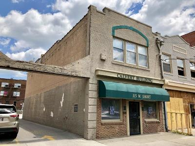 Anderson County, Fayette County, Franklin County, Henry County, Scott County, Shelby County, Woodford County Commercial For Sale: 115 W Short Street