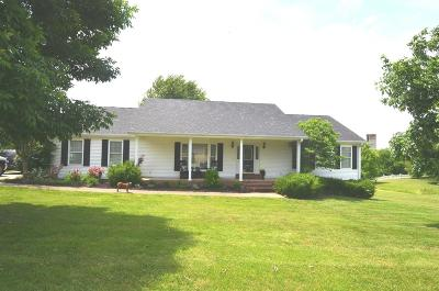 Harrodsburg Single Family Home For Sale: 438 Agee Street