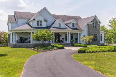 Frankfort Single Family Home For Sale: 525 Lucas Lane