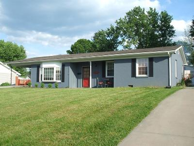 Lawrenceburg Single Family Home For Sale: 111 Whitney Avenue