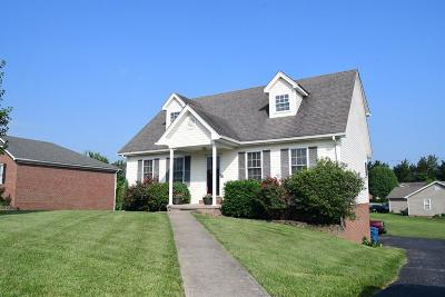 Single Family Home For Sale: 1036 Ashley Way