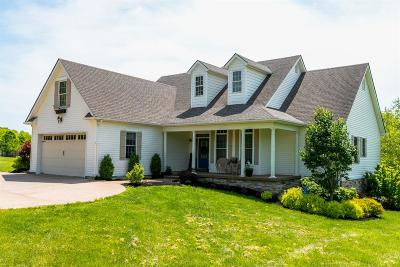 Nicholasville Single Family Home For Sale: 1370 Beaumont Road