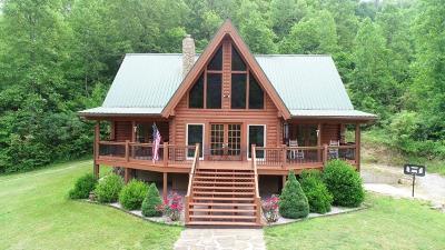 Barbourville Single Family Home For Sale: 6795 Hammons Fork Road