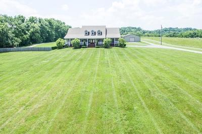 Frankfort Single Family Home For Sale: 7205 N Us Highway 127
