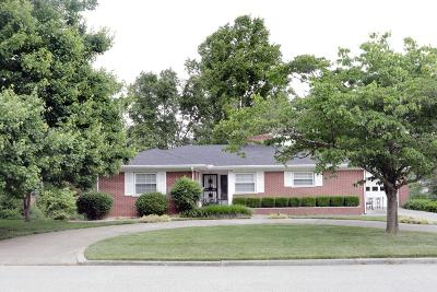 Berea Single Family Home For Sale: 132 Holly Hill Drive