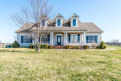 Nicholasville Single Family Home For Sale: 1366 Keene S Elkorn Road
