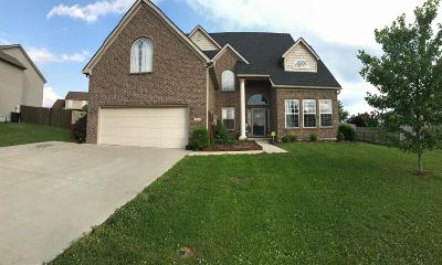 Nicholasville Single Family Home For Sale: 204 Thames Circle