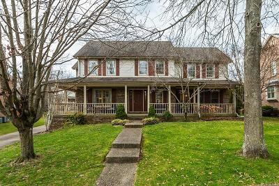 Single Family Home For Sale: 2608 Water Knoll Court