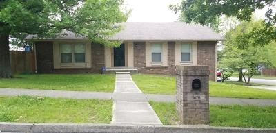 Single Family Home For Sale: 3670 Walden Drive