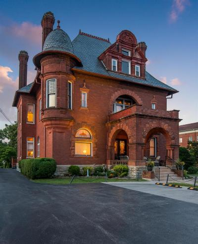 Richmond Single Family Home For Sale: 419 West Main Street