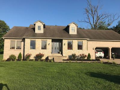 Cynthiana Single Family Home For Sale: 2048 Cynthiana Road