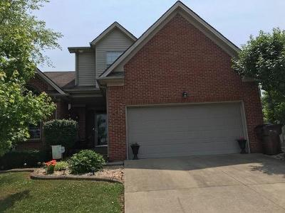 Nicholasville Single Family Home For Sale: 120 Breenie Circle