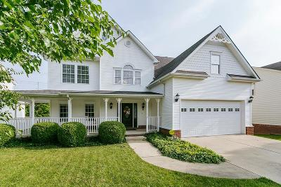 Single Family Home For Sale: 918 Forest Lake