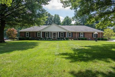 Nicholasville Single Family Home For Sale: 71 Summertree Drive