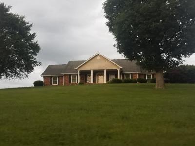 Corbin Single Family Home For Sale: 248 Hwy 2392