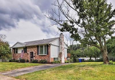 Single Family Home For Sale: 300 Purdue Place