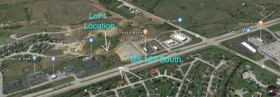 Anderson County, Fayette County, Franklin County, Henry County, Scott County, Shelby County, Woodford County Commercial Lots & Land For Sale: 1 S Us 127