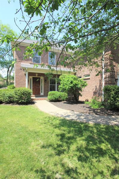 Lexington Single Family Home For Sale: 912 Literary Court